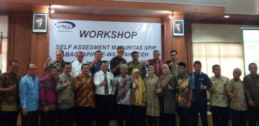 Inspektorat Aceh Tamiang Ikuti Workshop Self Assessment Maturitas SPIP