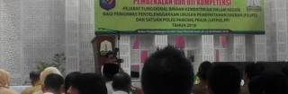 PNS Inspektorat Aceh Tamiang Raih Peringkat Terbaik Uji Kompetensi P2UPD